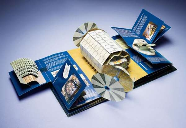Nerdy Pop-Up Books
