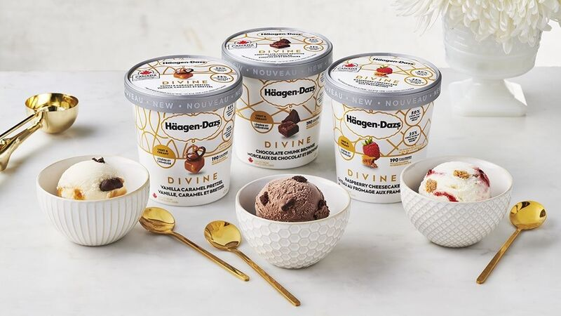 Free-From Light Ice Creams
