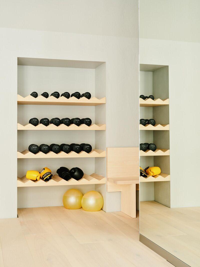 Neuroscience-Informed Gyms