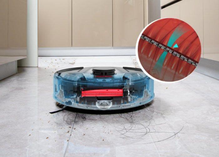 Clog-Preventing Robotic Vacuums