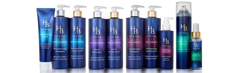 Mature Hair Support Cosmetics