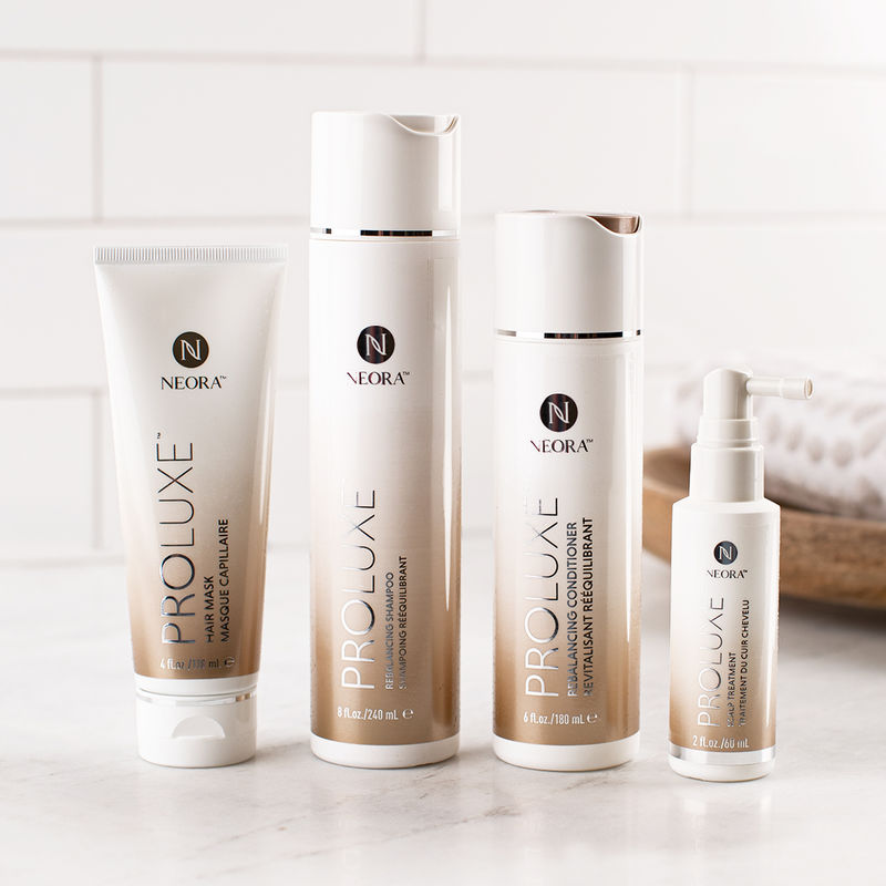 Age-Fighting Haircare Collections