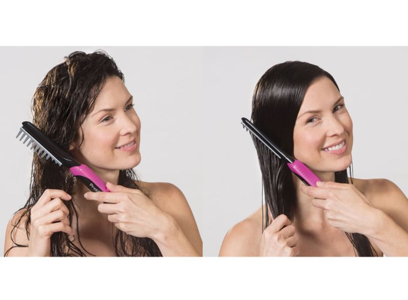 Ionic Hair-Smoothing Combs