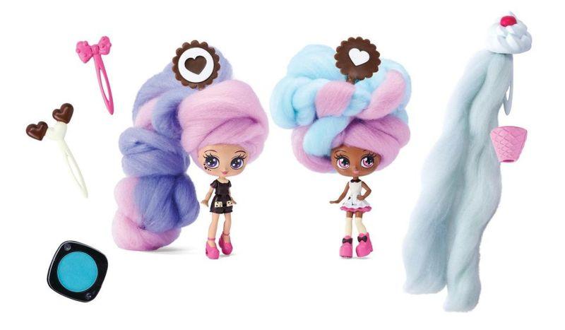 Sweet-Smelling Hair Dolls