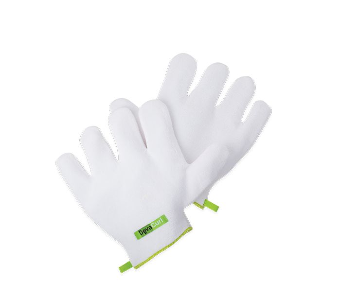 Curl-Enhancing Gloves