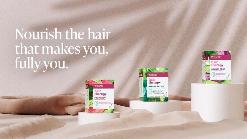 Powdered Hair Supplements