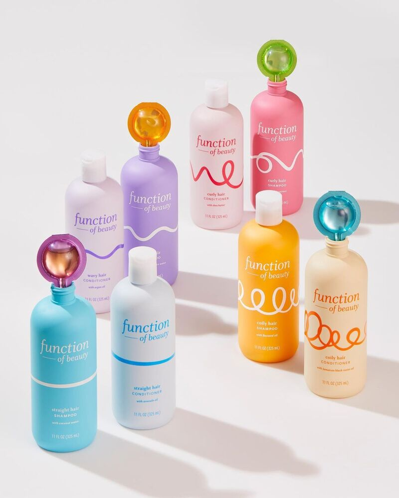 Customizable Haircare Boosters
