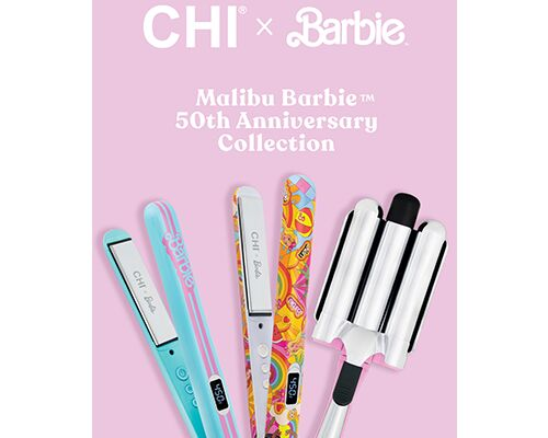 Doll-Themed Hairstyling Tools