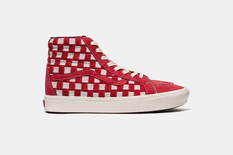 Hairy Suede Textile Sneakers