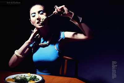 Food Fashion Fusion Ads