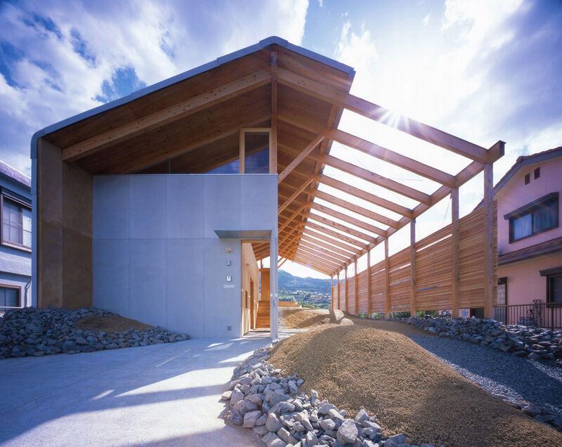Harmonious Barn-Style Homes