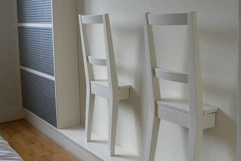 severed seat storage half ikea bertil chair hangers. Black Bedroom Furniture Sets. Home Design Ideas
