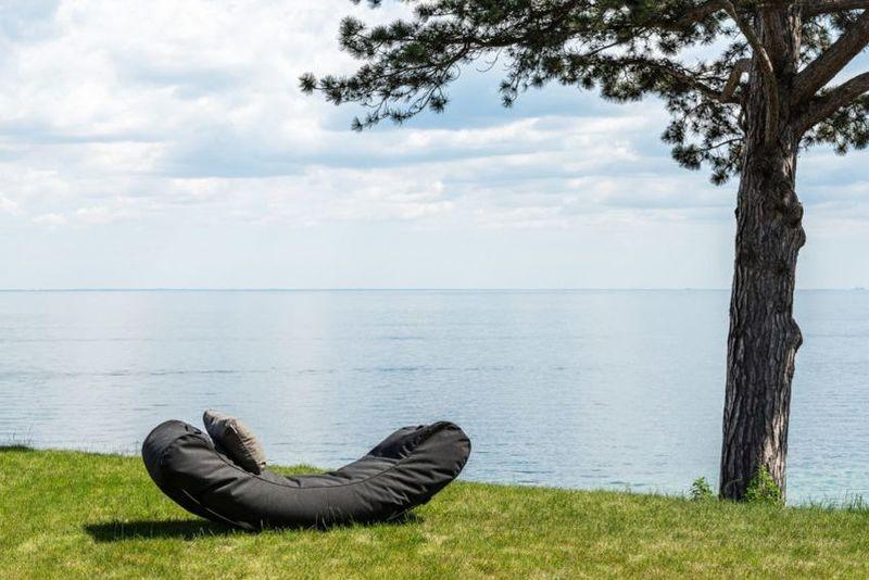 Wavy Weatherproof Outdoor Seating