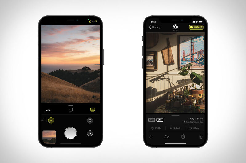Professional One-Handed Camera Apps