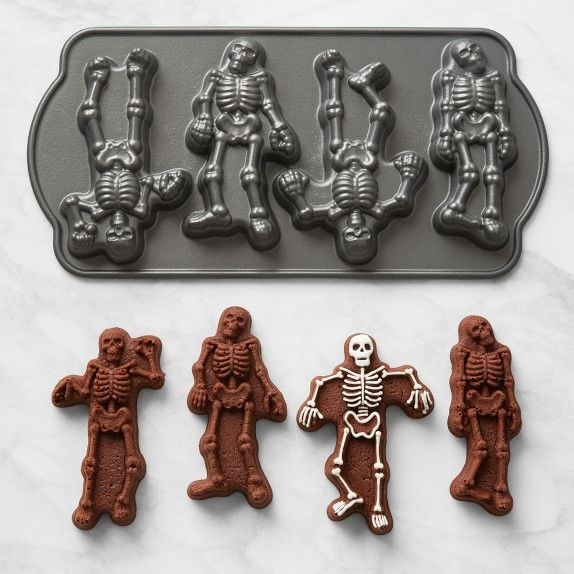 Ghoulish Halloween Baking Tools