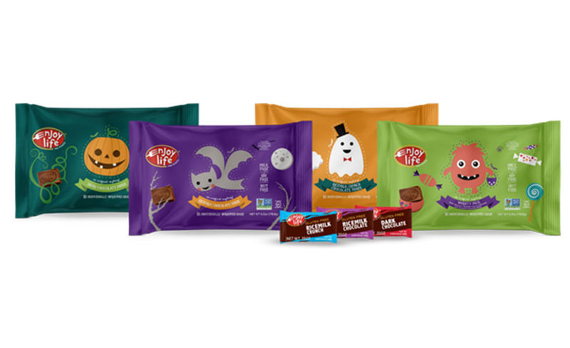 Allergen-Free Halloween Treats