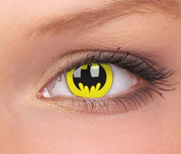 Cosplay-Inspired Contacts