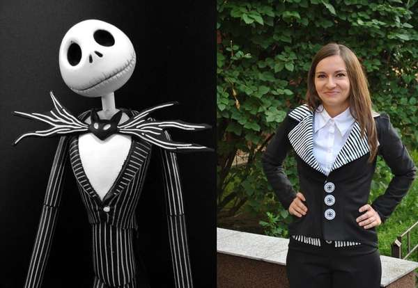 DIY Spooky Musical Garments : Halloween Costume