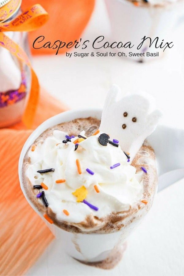 Halloween Hot Chocolate Mixes