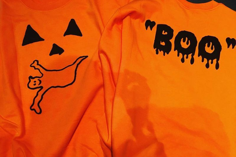 Designer Halloween Sweater Giveaways