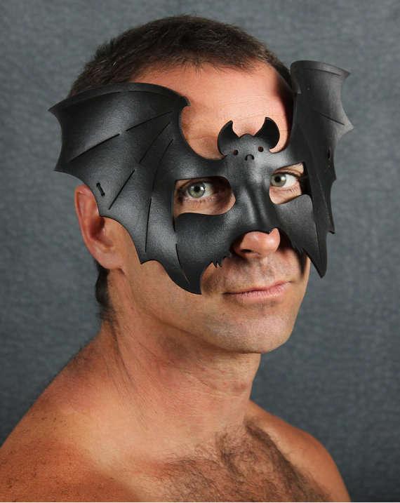 Leather Vigilante Masks (UPDATE)