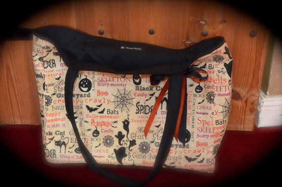 Spooky Chic Purses