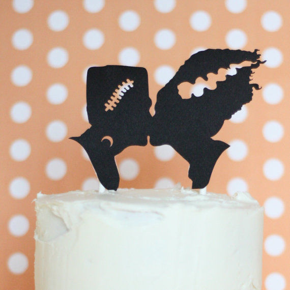 Spooky Cake Toppers