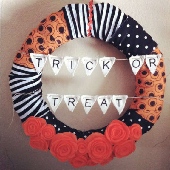Spooky Door Wreaths