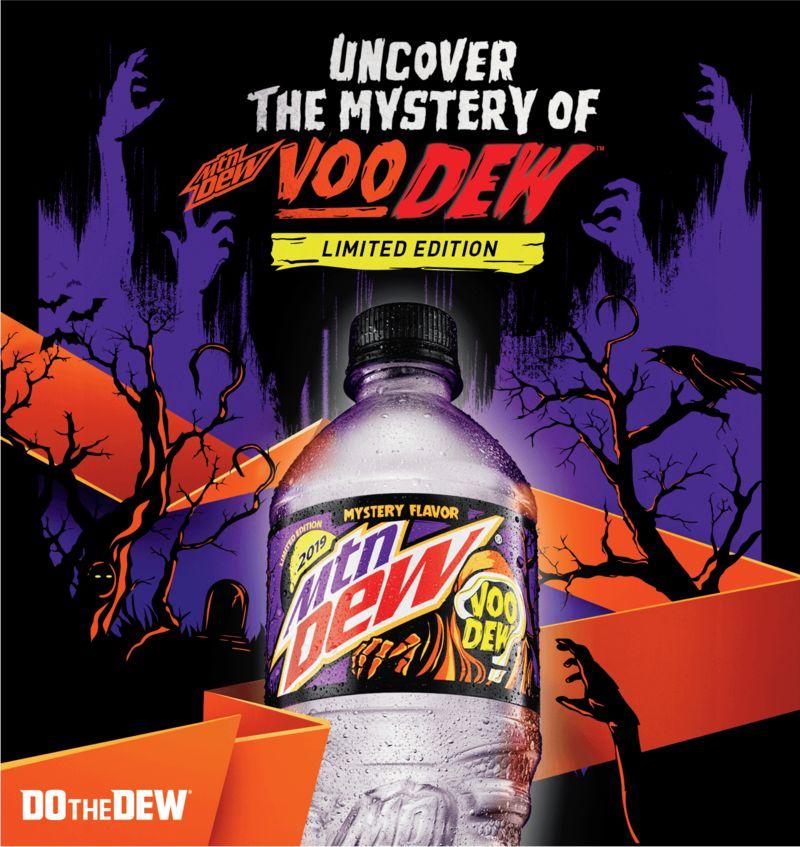 Branded Halloween-Themed Drink