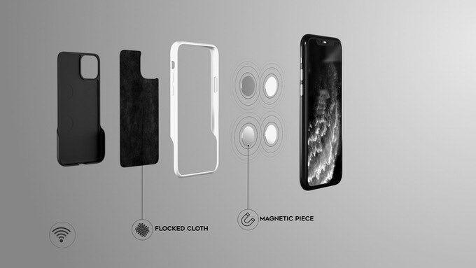 Radiation-Blocking Phone Cases
