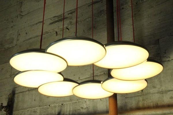 Circular Modular Lighting