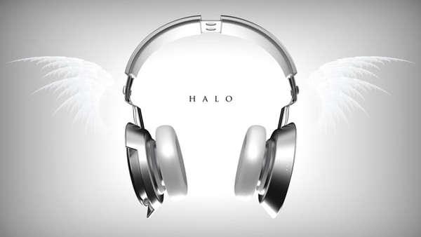 Laser Light Show Headphones