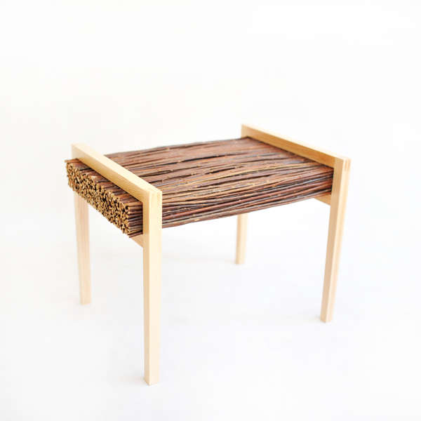 Twig-Formed Seating