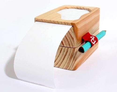 Enlightening Log Boxes