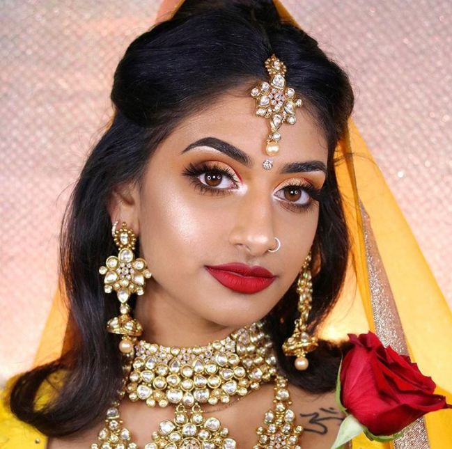 Desi Disney Princess Looks