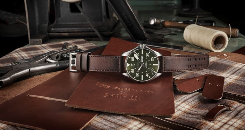 Classic Leather Watch Collaborations