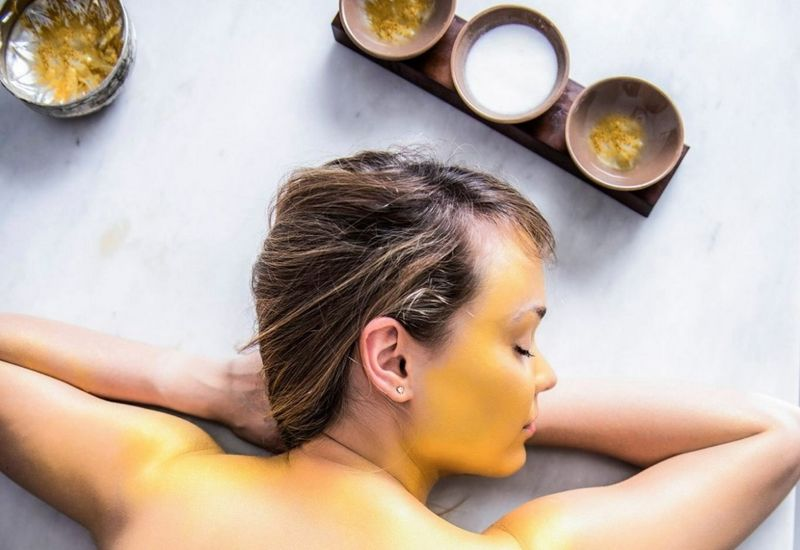 Ayurvedic Gold Spa Experiences