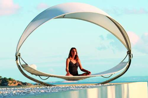 42 relaxing hammock designs  rh   trendhunter
