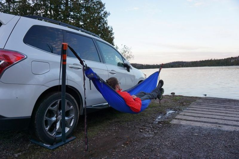 Vehicular Support Hammocks