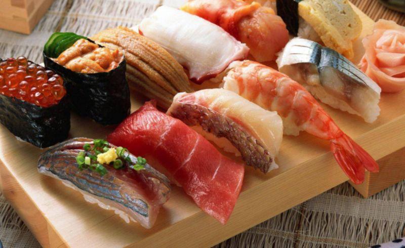 Conveyor Belt Sushi Restaurants
