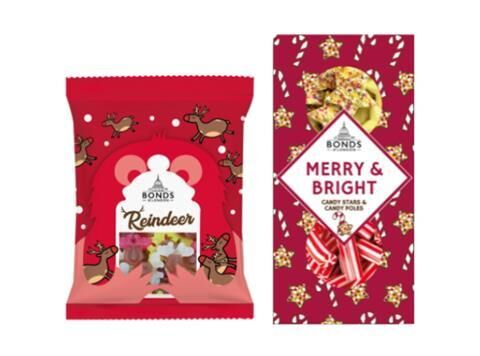 Expansive Holiday Sweet Ranges