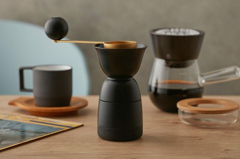 Coffee-Filtering Grinders