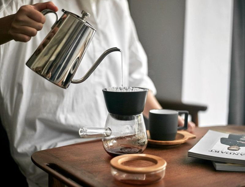 Enhanced Extraction Coffee Brewers