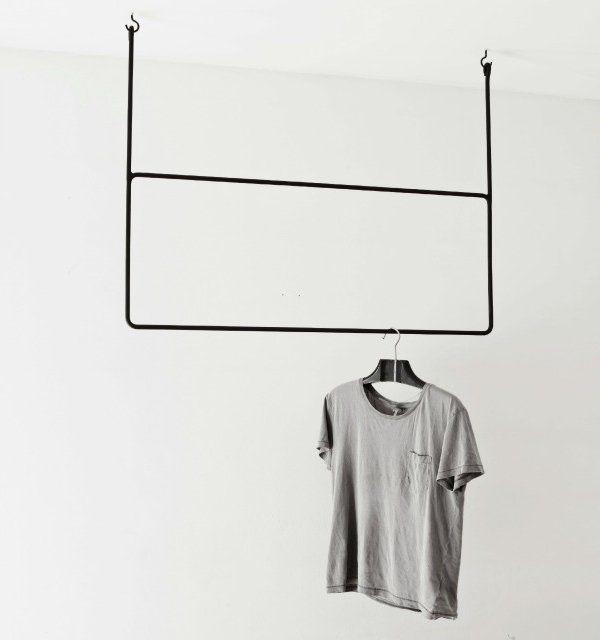 Hand-Made Minimalist Hangers