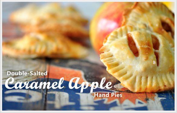 Versatile Miniature Hand Pies