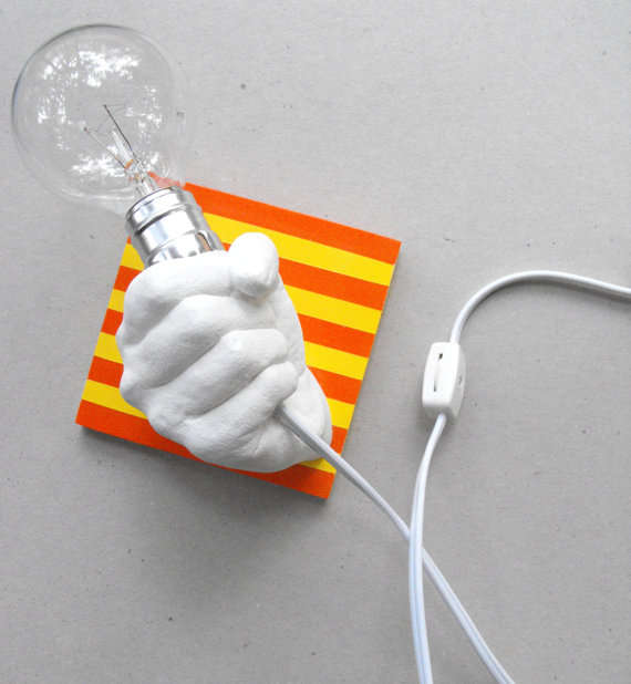 Illustory Handheld Wall Lamps