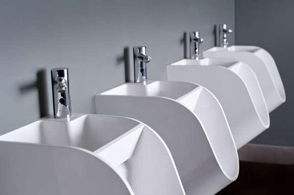 Hybrid Urinal Designs