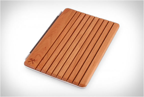 Durable Wooden Tablet Covers