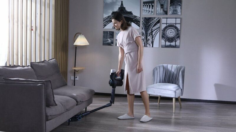 Bendable Folding Vacuum Cleaners
