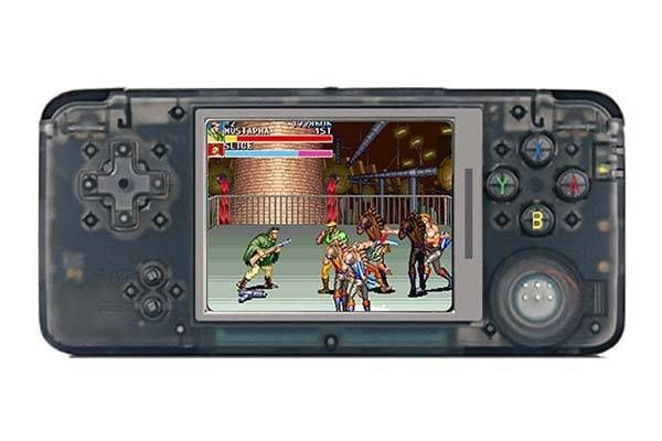Nostalgic Mobile Gamer Consoles